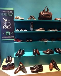 Sapatilhas, sapatênis, sapatos sociais, docksides, loafers, bolsas, tudo exclusivo para os homens @redfordsapatos. Tem nas lojas @paralelascalcados! #vidascomestilo #formen #modamasculina #estilo #paralelas