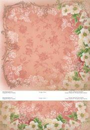 p6316 spring pink toile
