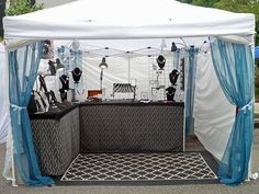 7 Outdoor Craft Fair Booth Ideas Youve Never Thought Of