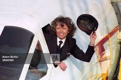 Aviation - British Airways Pilot - Barbara Harmer - 1993 - PA Images