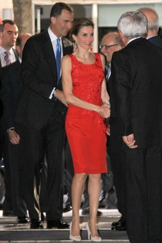 Newmyroyals & Hollywood Fashion: Prince Felipe and Princess Letizia Attend a Dinner in Seville Princess Stephanie, Princess Estelle, Princess Charlene, Princess Madeleine, Crown Princess Victoria, Crown Princess Mary, Princess Letizia, Queen Letizia, Hollywood Fashion