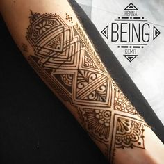 263 Likes 17 Comments Jason Alan jason alan h Henna Hand Designs, Mehndi Designs, Beautiful Henna Designs, Henna Tattoo Designs, Henna Designs For Men, Tribal Henna Designs, Mehndi Tattoo, Henna Tattoos, Mandala Tattoo