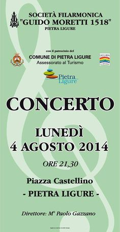 #pietraligure #events #summer #music #italianriviera #italie #blumenriviera  http://www.residenceorchidea.it
