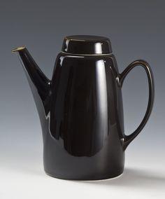 Eystein Sandnes, Porsgrunds Porselænsfabrik AS (Produsent), «Contrast Tea Pots, Contrast, Porcelain, Ceramics, Tableware, Design, Porcelain Ceramics, Dinnerware, Dishes