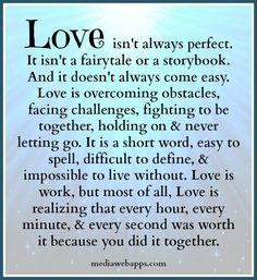 LOVE= A FOUR LETTER WORD THAT CAN BRING HOPE, HAPPINESS & PEOPLE TOGETHER,  OR RIP THEM APART, DESTROY THE HEART, INFLICT PAIN, SADNESS, HURT & DESPAIR TO A GIRL WHO HAD CONFIDENCE TO BELIEVE THAT JUST MAYBE YOU COULD SEE PAST HER  IMPERFECTIONS & LUV HER JUST THE WAY SHE IS!