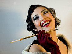 Cruella makeuppp