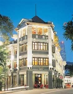 Scarlet Hotel Singapore - A lovely boutique hotel in Singapore.