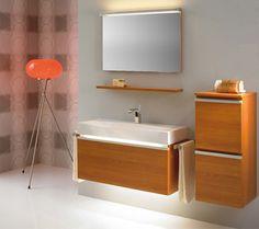 Zoli Bathroom Vanities contemporary bathroom design from zoli - new loft + bath complete
