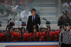 Mike Johnston: Head Coach 2014-2015