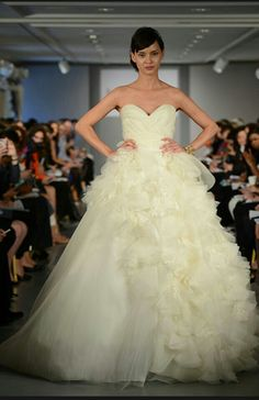 Wedding Gown from Ines di Santo - Spring/Summer 2014