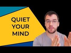 How to Quiet Your Mind in 5 Seconds or Less Free Training, Guided Meditation, Mindfulness, Success, Youtube, Consciousness, Youtubers, Youtube Movies