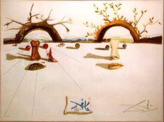 Salvador Dali Limited Edition 64
