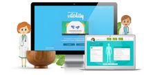 Vannelope - health APP Portfolio Web Design, Health App