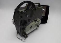 Vintage Crestline S800 Automatic Super 8mm Movie projector