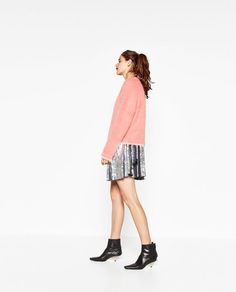 Image 3 of LIMITED EDITION MOHAIR SWEATER from Zara