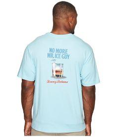cc76be7897 Tommy Bahama Big & Tall Big Tall Mr Ice Guy Tee Men's T Shirt Graceful
