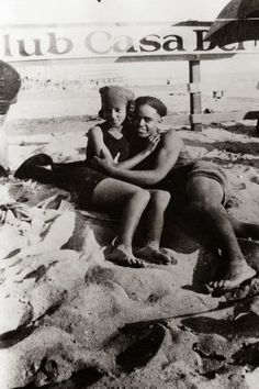 Vintage Photos of The Ink Well, Santa Monica Beach during the Early 20th Century