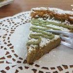 Torta al pistacchio veloce con soli 2 ingredienti