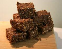 Smulrepen met chocolade  #suikervrij #sugarfree @No Sugar Man
