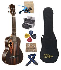 Shop Hawaii ukulele rosewood professi at Artsy Sister. Piano, Guitar Tuners, Guitar Shop, Machine Head, Guitar Pedals, Christmas Bags, Playing Guitar, Concert, Musical Instruments