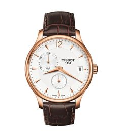 10 Watches To Remind You To Spring Forward on Sunday: Tissot