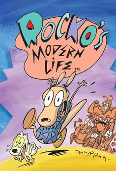 Rocko's Modern Life - Seriously one of my favorite shows ever