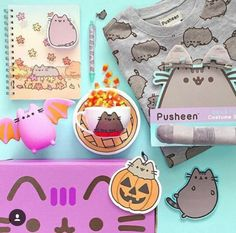 Кот Пушин / Pusheen the cat