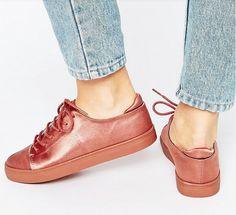 Zara ra mắt sneaker chất liệu satin, liệu đây có phải kiểu sneaker sẽ gây bão trong năm 2017? - Ảnh 9.