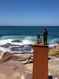 Sculptures by the Sea, Bondi.
