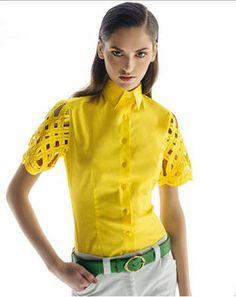 nara-camicie-primavera-estate-2014-manica-corta  #nara #clothes #abbigliamento #abbigliamentodonna #womenswear #springsummer #primaveraestate #springsummer2014 #primaveraestate2014 #moda2014 #abiti