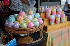 ほかにもかわいい綿菓子