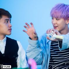 Chanyeol and D.O