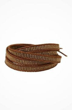 "Chan Luu 32"" Seed Bead Metallic Bronze/Natural Brown Bracelet  #accessories  #jewelry  #bracelets  https://www.heeyy.com/chan-luu-32-seed-bead-metallic-bronzenatural-brown-bracelet-metallic-bronze-natural-brown/"