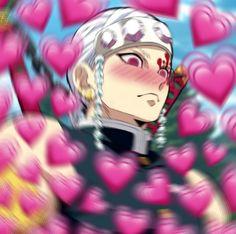 Doujinshi , ảnh Kimetsu no yaiba All Anime, Anime Love, Manga Anime, Demon Slayer, Slayer Anime, Heart Meme, Good Vibe, Cute Love Memes, Funny Anime Pics
