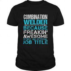 COMBINATION-WELDER - #girls hoodies #customized sweatshirts. I WANT THIS => https://www.sunfrog.com/LifeStyle/COMBINATION-WELDER-109751600-Black-Guys.html?60505