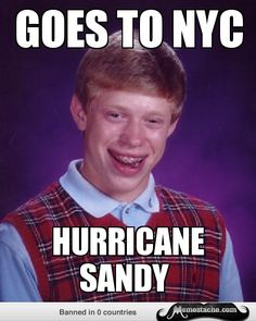 Bad Luck Brian: ...
