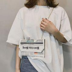 Vegan Crossbody chain bag Large Shoulder Bags, Chain Shoulder Bag, New Style Bags, Bags For Teens, Vegan Handbags, Crossbody Tote, Wholesale Bags, Cross Body Handbags, Wallets For Women