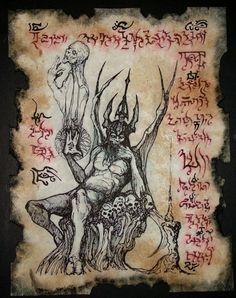 Demon Lord by MrZarono.deviantart.com on @DeviantArt
