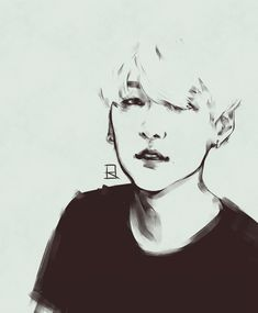 BTS fanart | credit to the artist of these masterpieces | Min Yoongi