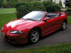 1997 Mitsubishi Eclipse SPYDER GS - Basking Ridge, NJ #5969614395  Once Driven