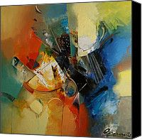 Mirage 1 Painting by Ognian Kouzmanov - Mirage 1 Fine Art Prints and Posters for Sale