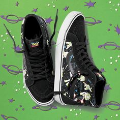 37ce65cbf09708 SK8-Hi Reissue Buzz Lightyear - Vans x Disney•Pixar Toy Story collection  Vans