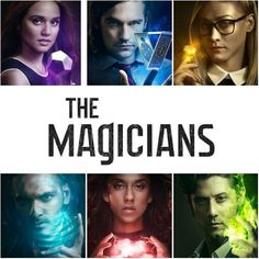 #TheMagicians