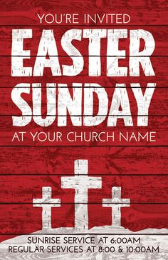 Easter Wood Red