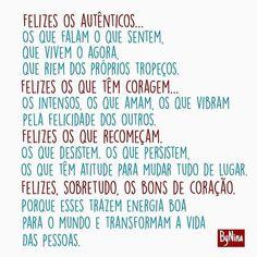 Um brinde aos felizes!!! #bynina #frases #repost #felicidade #energiaboa #paz #pensamentopositivo #namaste #instabynina