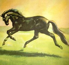 I don't know how many different artists have illustrated a version of Black Beauty since it was first published in 1877. It may be the child...