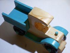 Light Blue Pick Up by KentsKrafts on Etsy, $15.00