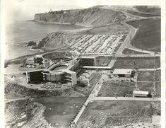 1950's Marineland in Palos Verdes California.