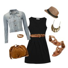 many ways of dressing up and dressing down the LBD