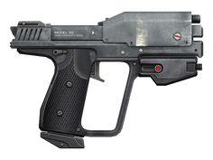 Reach M6G Magnum Pistol Right by ToraiinXamikaze